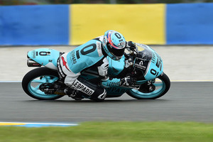 Leopard Racing with Danny Kent