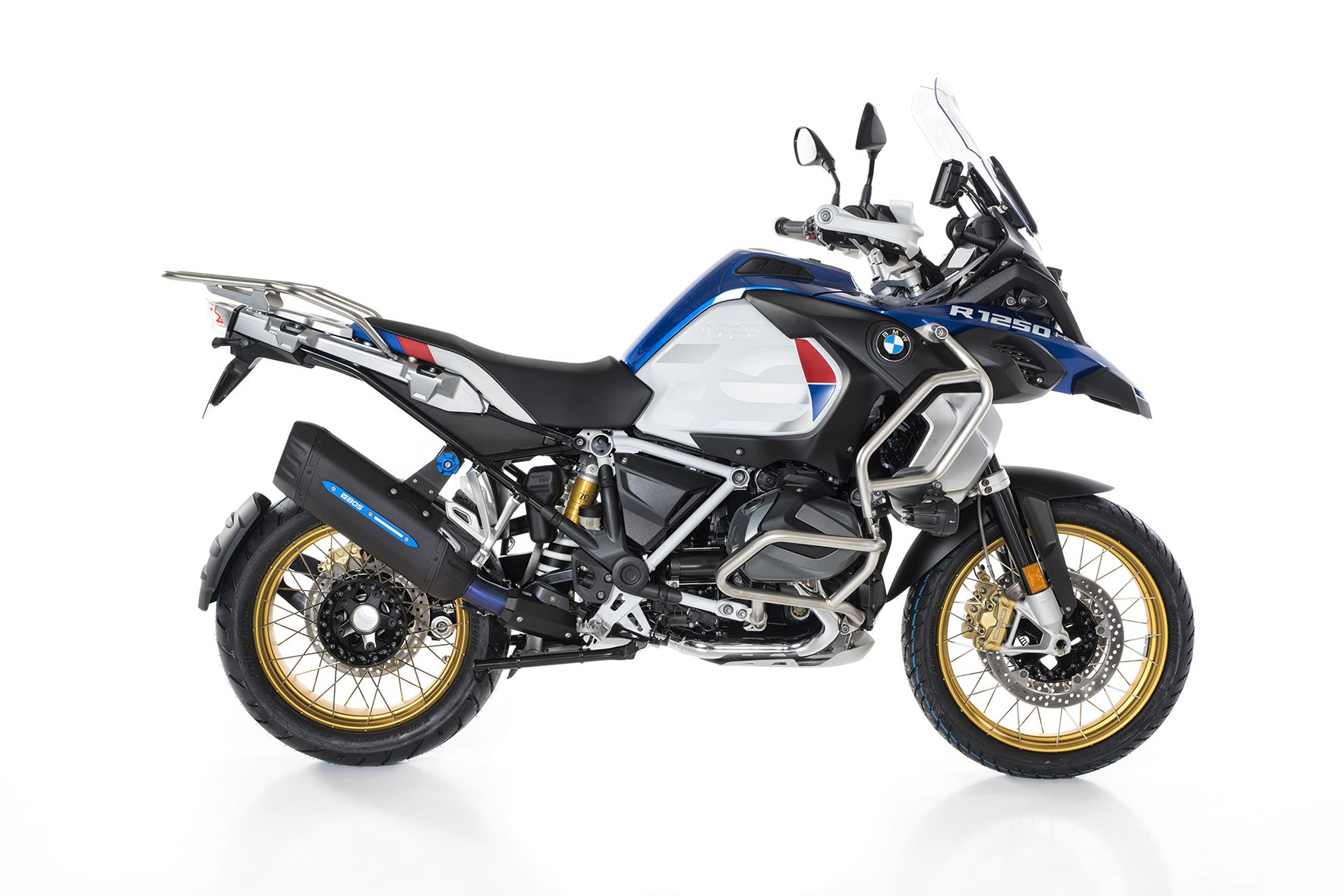 BMW R 1250 GS BOS Desert Fox HP Edition