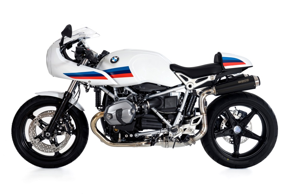 BMW R Nine T Euro 4 Ssec GT Slip-on 2-2
