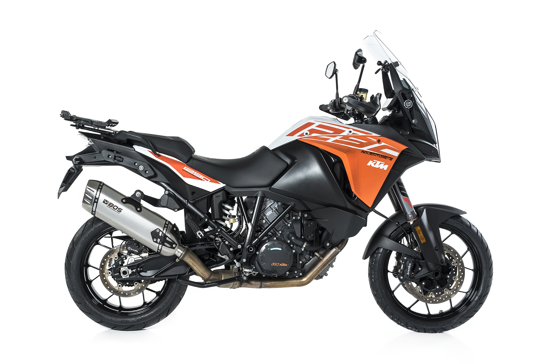 KTM 1290 Super Adventure R/S/T ab 2017 BOS Desert Fox